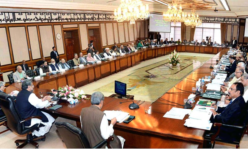 Cabinet assails 'fake news' about Nawaz Sharif's order to Intelligence Bureau