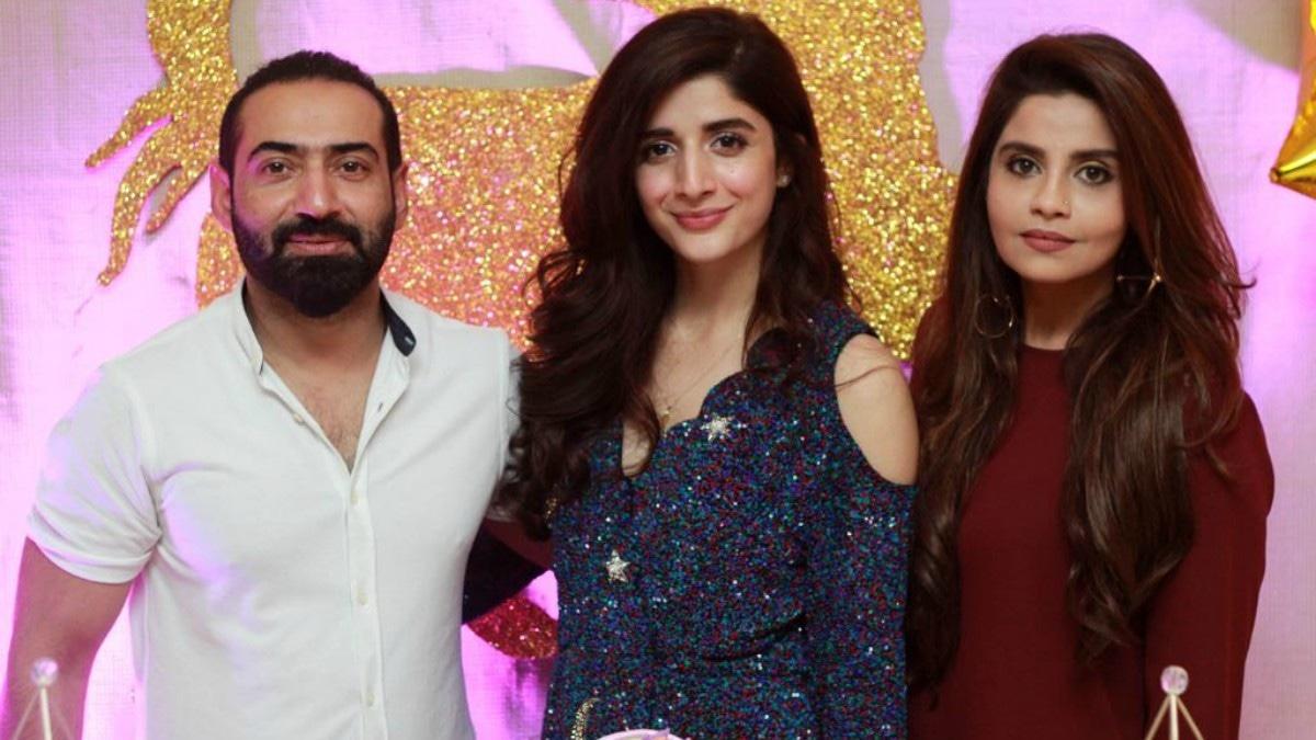 Nadeem Beyg and Sana Shahnawaz
