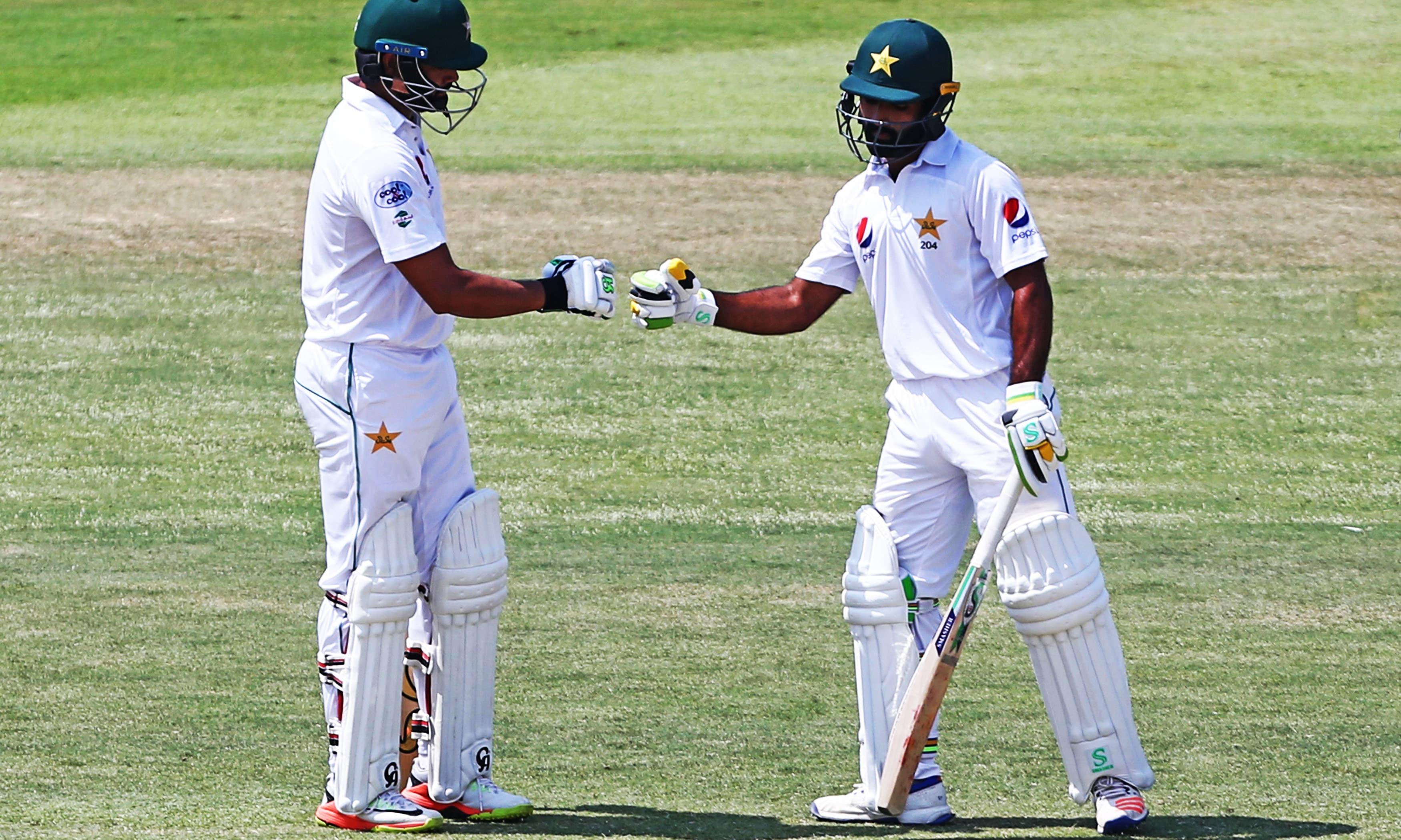 Azhar Ali joins Pakistan's '5,000 Test runs' club