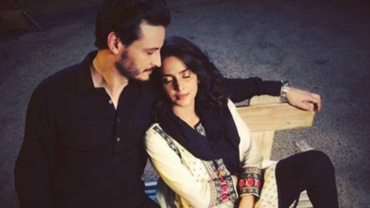 OKB says his character comes as a relief to Fouzia when she moves to a city full of strangers