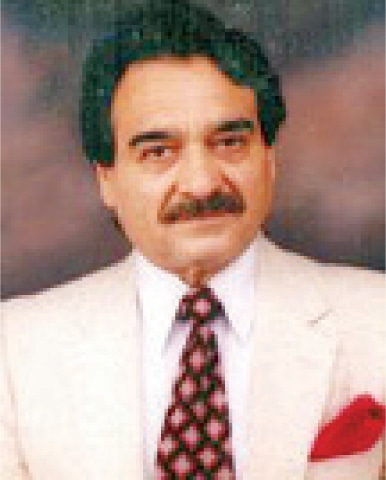 Hassan Abbas Raza — poet