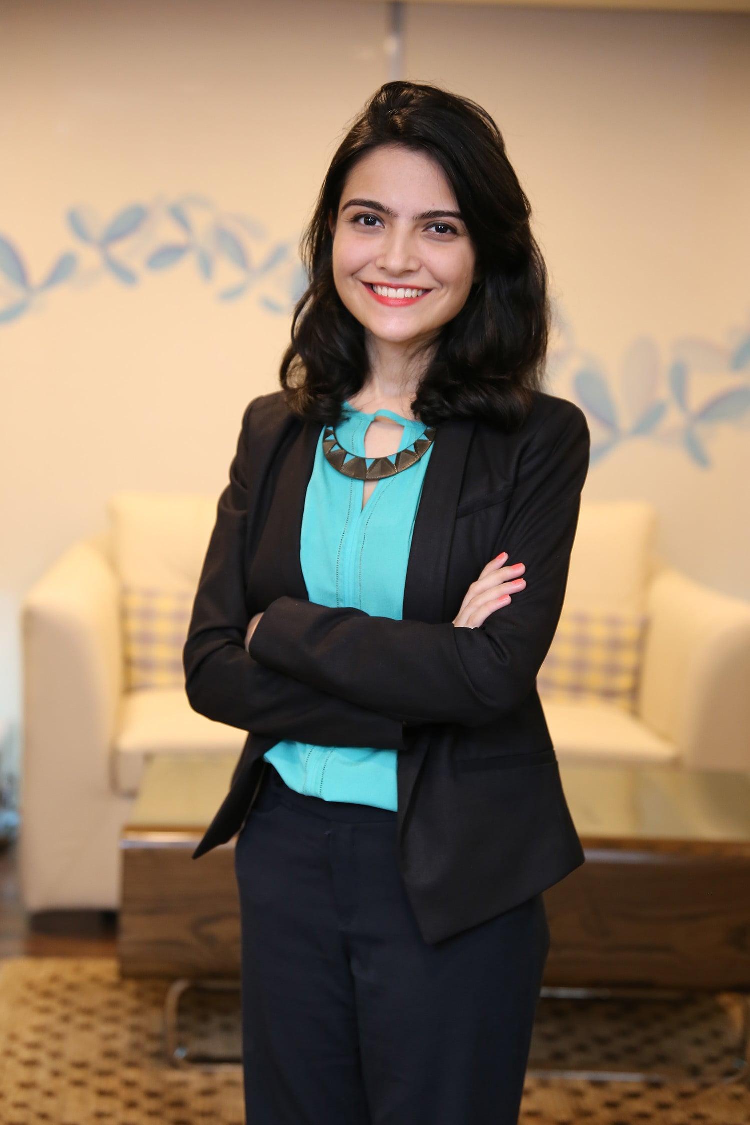 Sara Waqar.