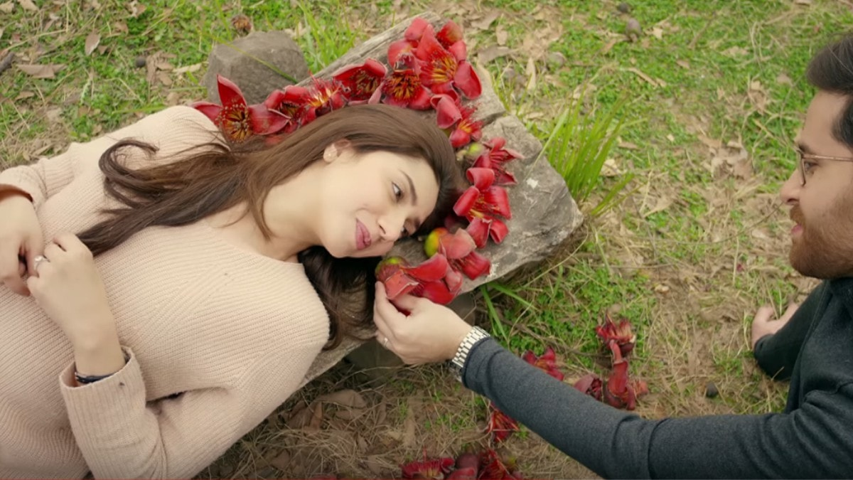 Mahira Khan is in love in Verna's latest track 'Sambhal Sambhal Kay'