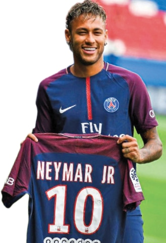 What seemed inconceivable at the start was made possible by PSG triggering Neymar Jr's release clause