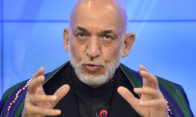 'How did IS emerge in Afghanistan under US watch?' asks Hamid Karzai