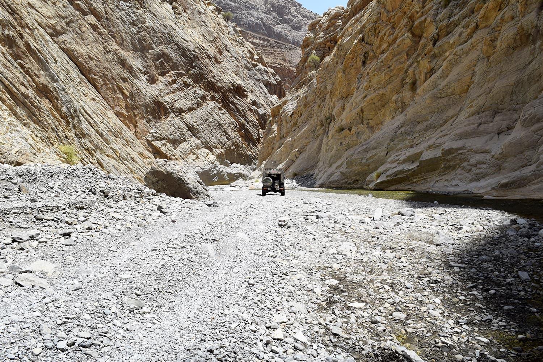 Pathway to Chutok.