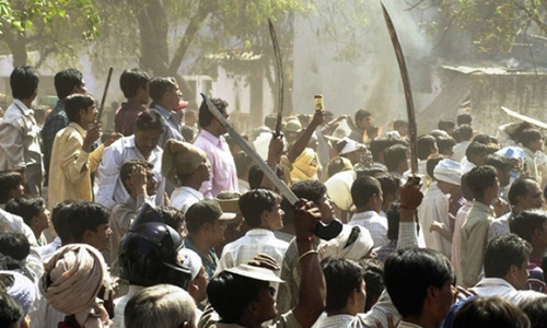Gujarat riots: Indian court commutes death sentences of 11 Muslim men