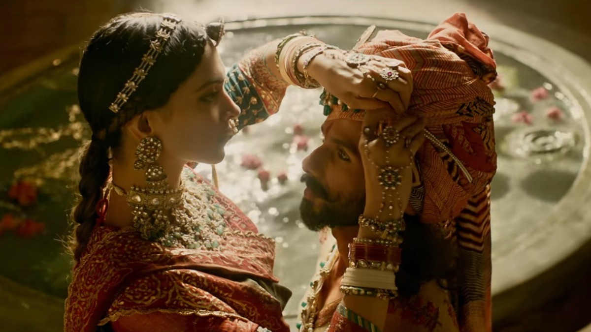 Deepika and Shahid have surprisingly good chemistry onscreen