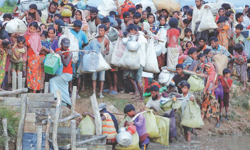Sex attacks leave Rohingya children fearful in Bangladesh's