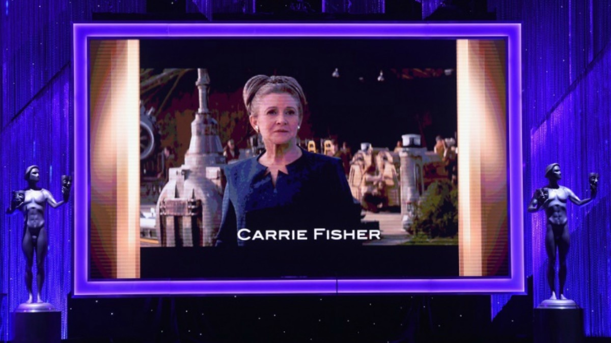 Carrie Fisher, who has played the character since she was known simply as Princess Leia in the original 1977-83 trilogy, died in December 2016, having already wrapped her scenes for 'The Last Jedi'