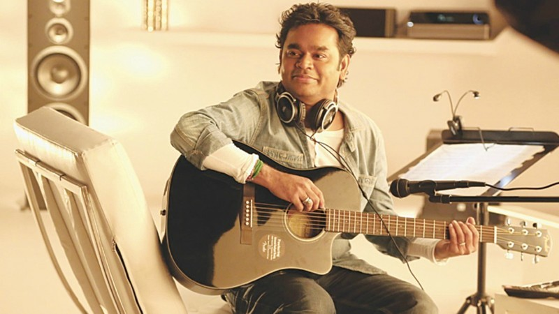 Apple and A R Rahman are setting up two music labs in India