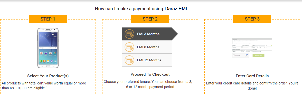 Have an expensive purchase to make? Daraz plans to make life easy