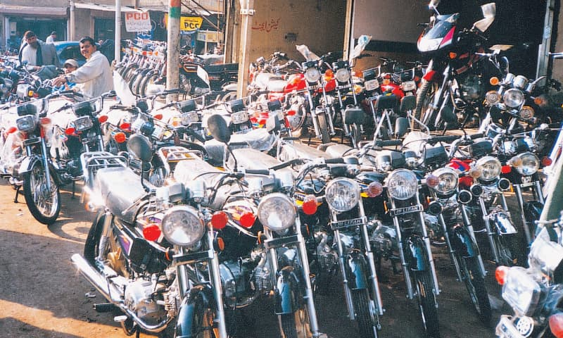 'Sindh govt mulling over introducing tracking devices in motorcycles'