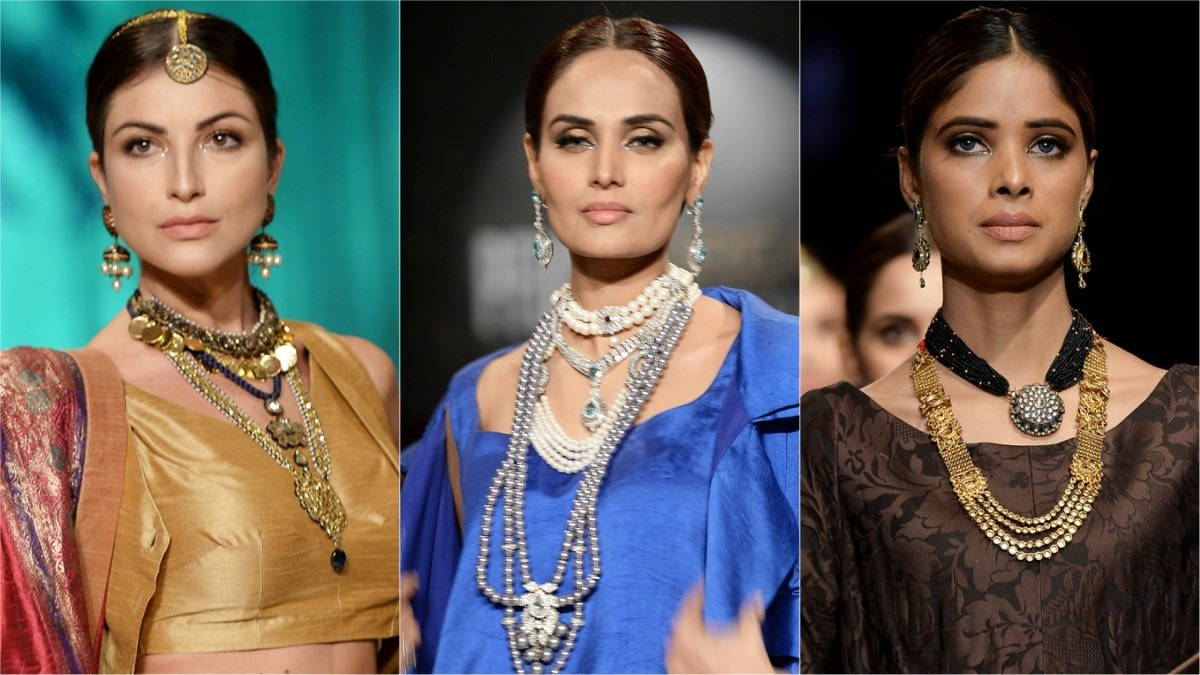 This GOLD by Reama Malick collection sought to create elaborate, timeless heirlooms