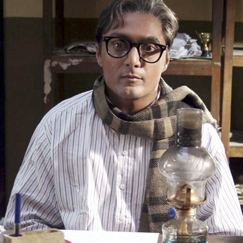 Bose plays a Bengali village school teacher who marries a woman he falls in love over letters in The Japanese Wife (2010)