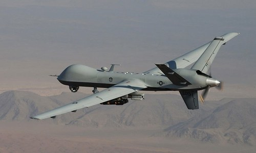 'TTP militants' among six killed in US drone strike in Paktia