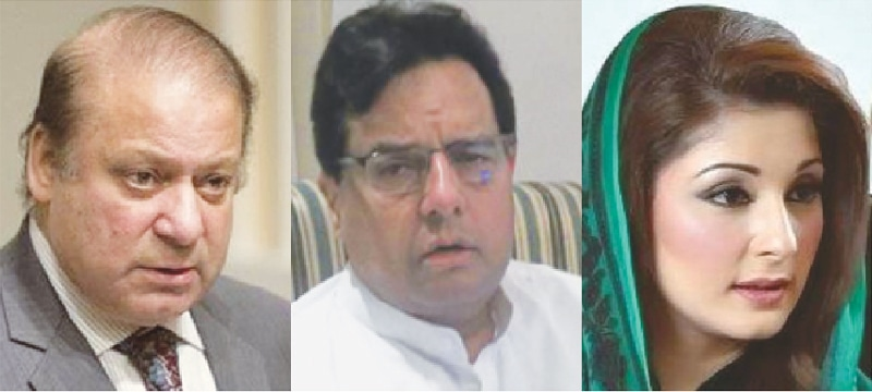 THE accountability court indicts Nawaz Sharif in the Avenfield Properties and Al-Azizia Company references through his pleader, while charges against Maryam Nawaz Sharif and retired Captain Mohammad Safdar are framed in their presence.