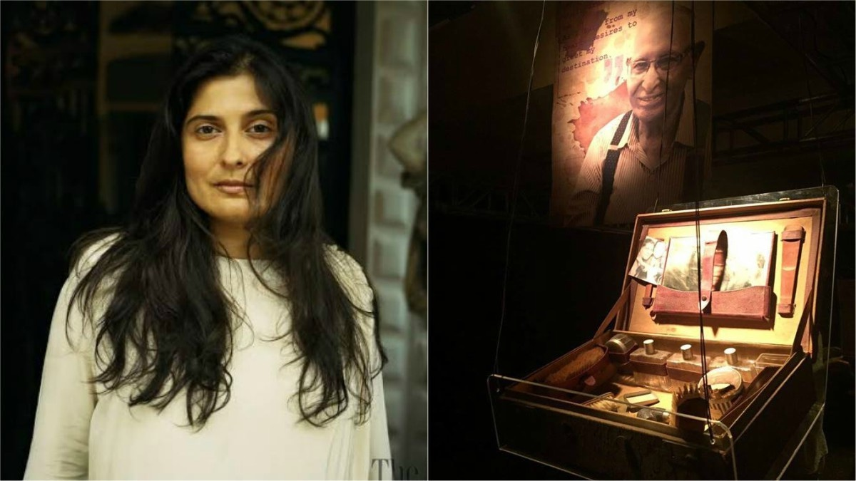Sharmeen Obaid's first immersive installation hopes to transport you back to 1947 Partition era