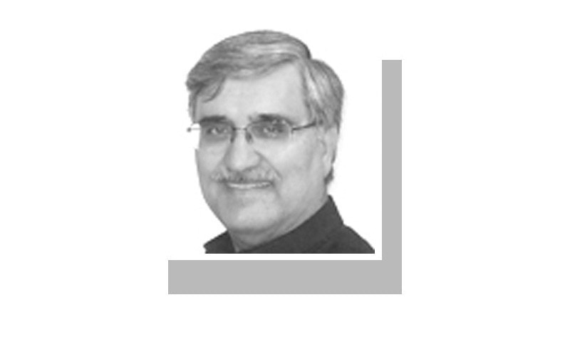 The writer is the president of Pildat.