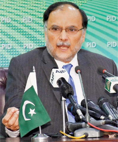 AHSAN Iqbal says an inquiry has been initiated into the circumstances surrounding the leak of an interior ministry letter regarding the provision of security to the Chinese ambassador.—Online