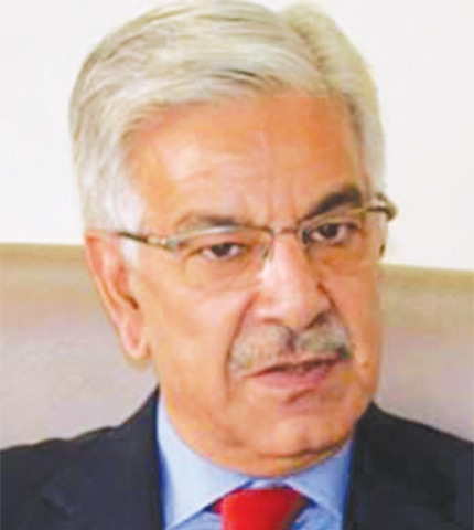 FOREIGN Minister Khawaja Asif says there is a 648km-long border with Afghanistan where not a single soldier or border security man is deployed on the Afghan side.
