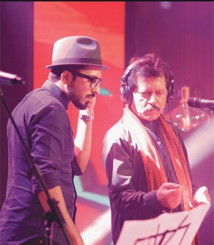 Sanwal and Attaullah Khan Esakhelvi in CS Season 10