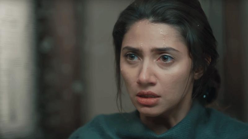 Verna's latest track 'Khushi Ki Baat' shows a distraught Mahira Khan