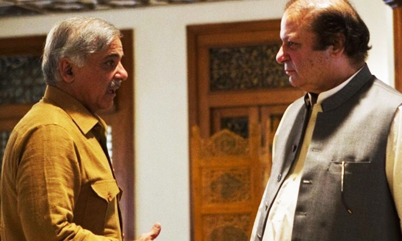 Shahbaz Sharif chosen as PM candidate in London meeting