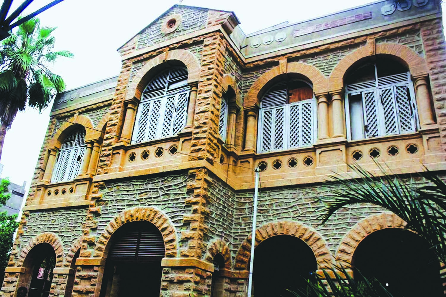 General Ziaul Haq, considered – and, indeed, described – the Karachi Press Club as 'enemy territory'. A free media at large has generally been anathema to Pakistani rulers. Photo: KPC Archives