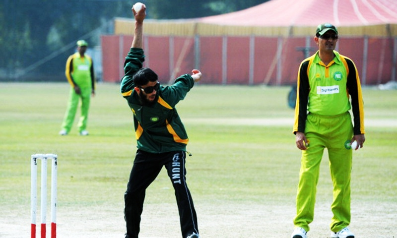 Pakistan to provide 400 balls for Blind Cricket World Cup