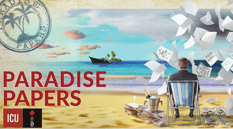 'PARADISE Papers' consist of 13.4 million files.