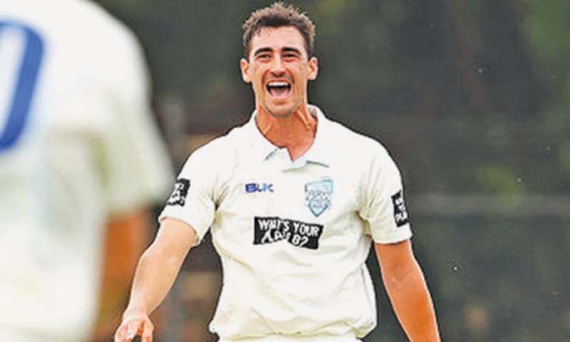 Starc makes history with 2 hat-tricks in same match