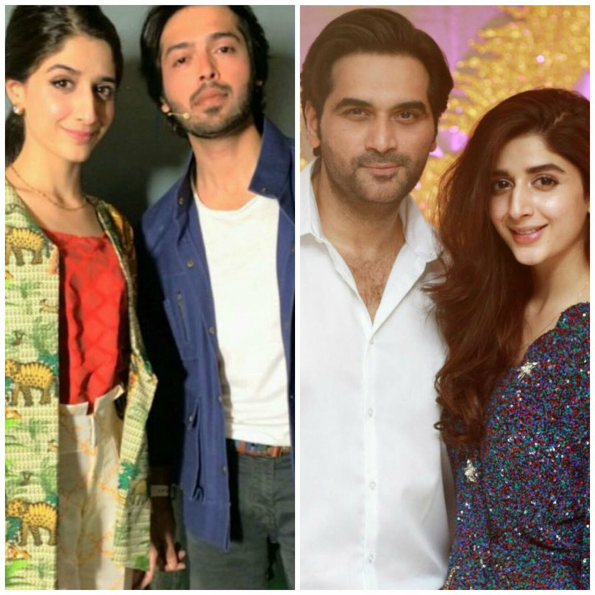 Fans are curious: Who will Mawra pair with in JPNA 2 — Humayun Saeed or Fahad Mustafa?