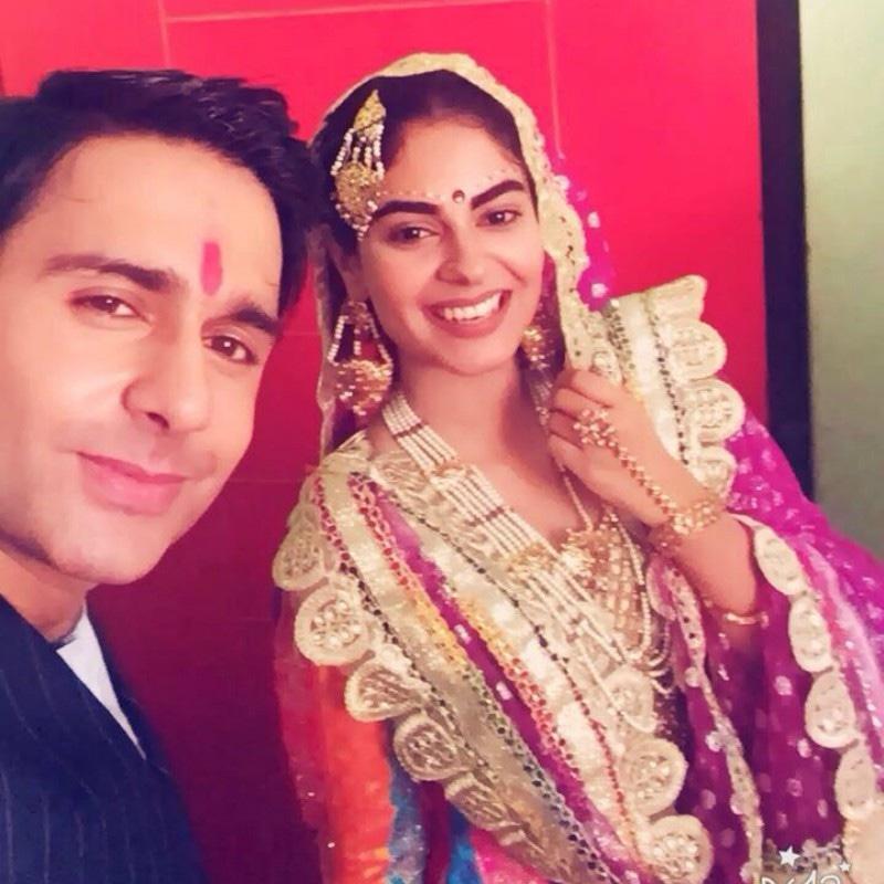Newcomer Amar Khan plays the heroine Nirmala in Gughi
