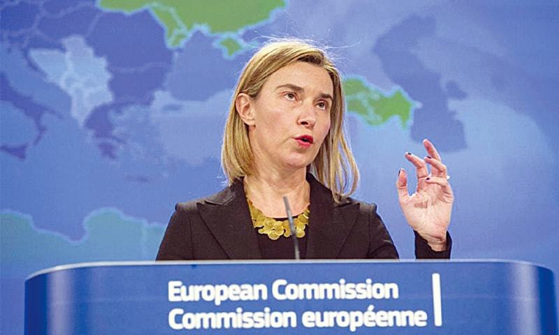 US should stick to Iran nuclear deal: top EU diplomat