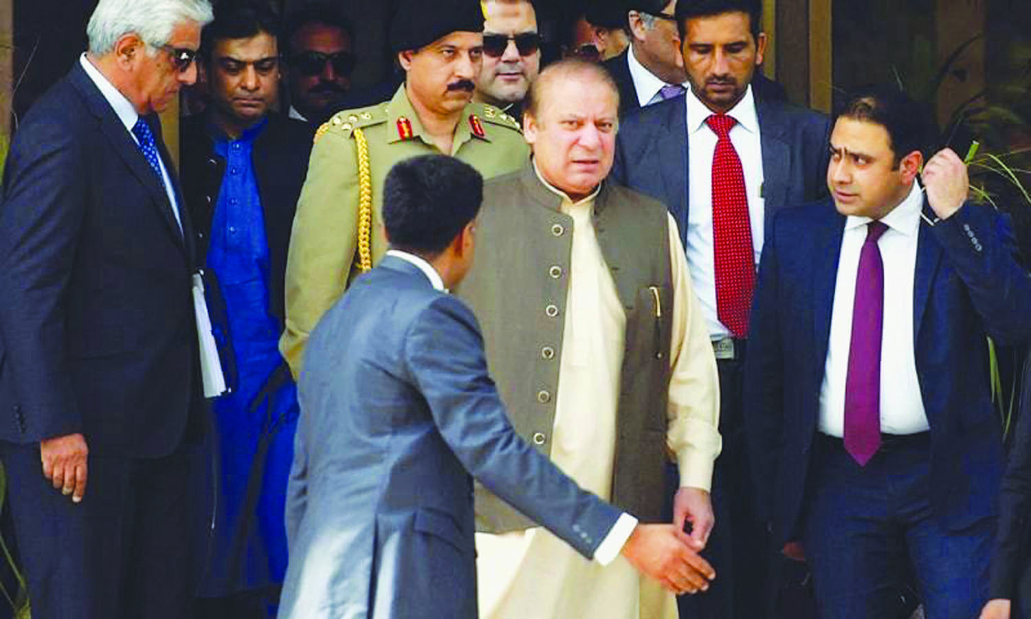 The Panama Papers had its reverberations felt across the world, Pakistani prime minister Mian Nawaz Sharif (being no exception on this count.