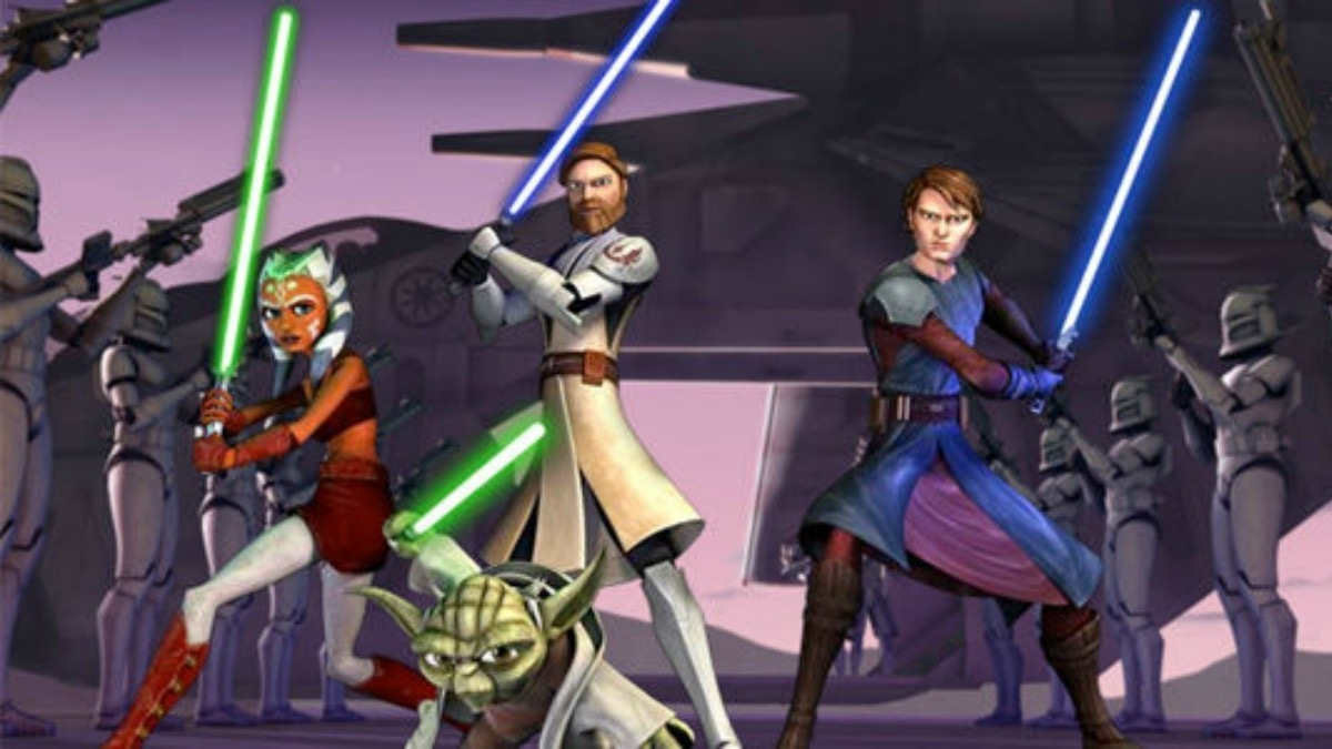 Star Wars has had animated series before but never live-action