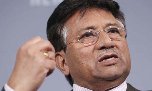 Musharraf announces 'grand alliance' of 23 political parties
