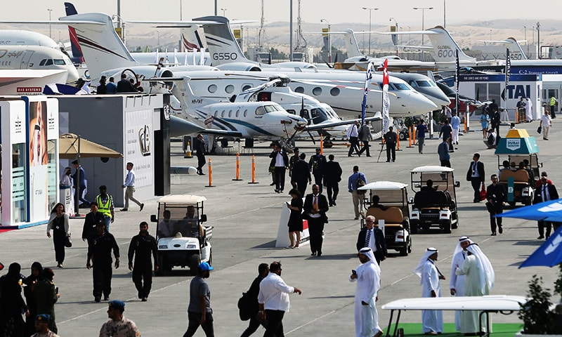 Dubai Airshow opens with Emirates' $15b Boeing buy