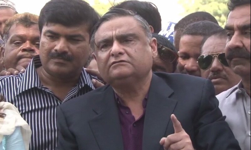 Dr Asim met Farooq Sattar without informing PPP leadership, objects Faryal Talpur