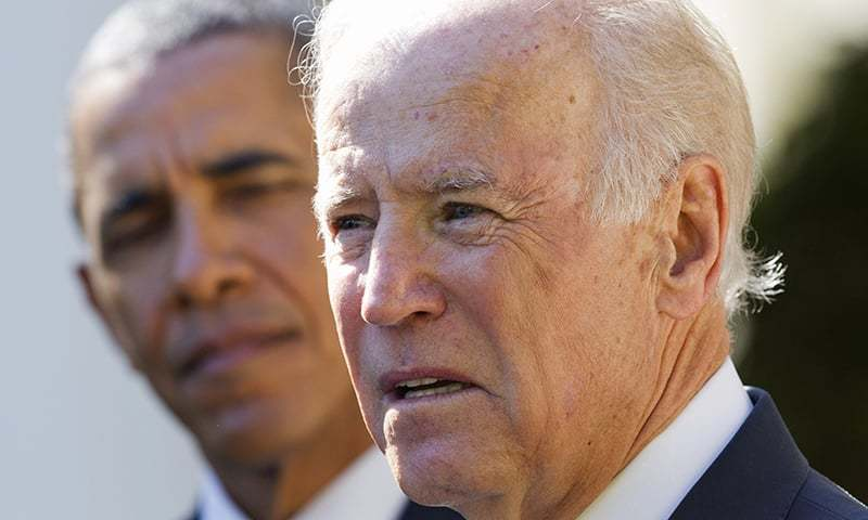 Wouldn't have replaced Hillary as presidential candidate: Joe Biden