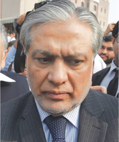 Ishaq Dar resigns as Finance Minister