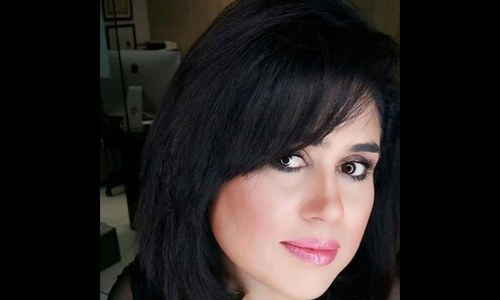 Shorish's alleged abuse had been highlighted after Tanzeela Mazhar (pictured above), a former PTV employee, called him out on national media earlier this year. Photo:File