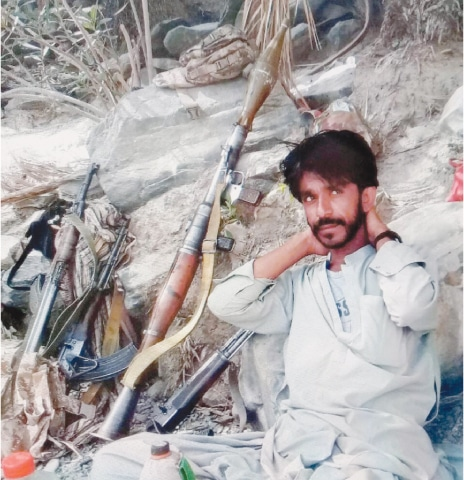 YOUNUS Taukali, identified as one of the top eight BLF commanders, was killed 20km west of Buleda, where 15 bullet-riddled bodies were found on Wednesday.—INP