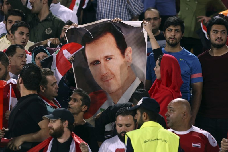 Syrian President Bashar Assad appears to have survived the war to hold onto power