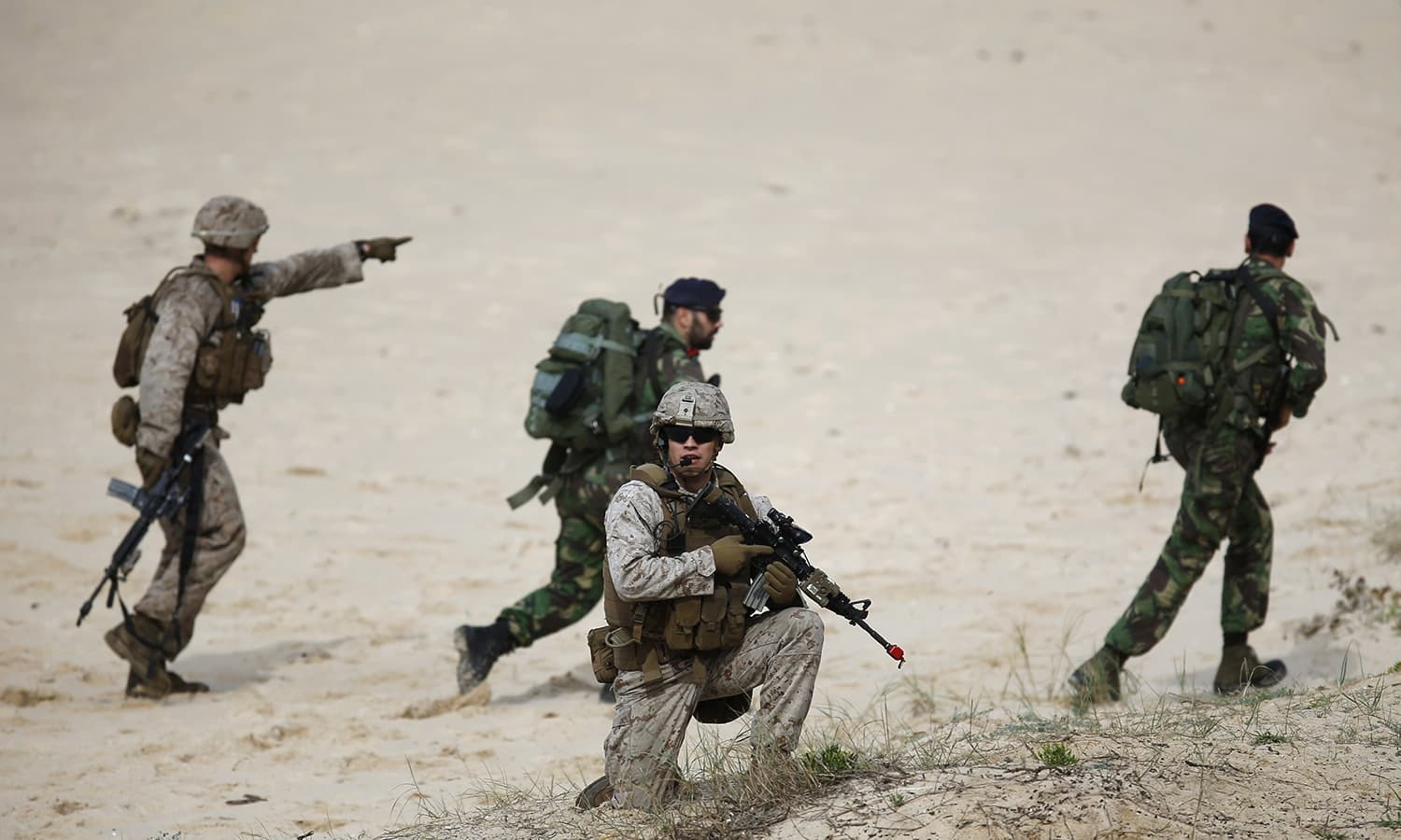 Prosecutor seeks probe of rights abuses by US personnel in Afghanistan