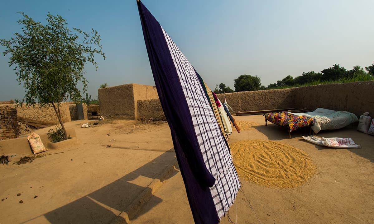Ahmed Yar's home | Saad Sarfraz Sheikh