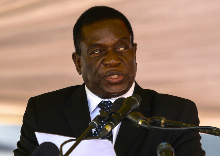 Mnangagwa set to replace Mugabe