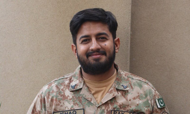 Army major martyred during operation against terrorists in DI Khan