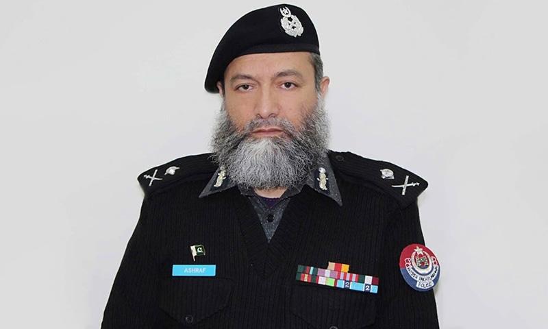 AIG martyred in suicide blast targeting Peshawar police